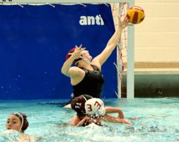 Girls Water Polo Takes Down Exeter For Second Time