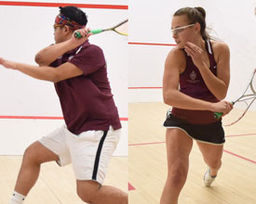 Squash Teams Compete in High School Championships
