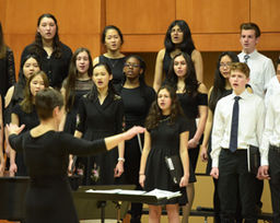 Music Department's Spring Choral Concert 2017