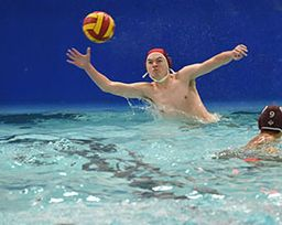 Water Polo Beats Suffield in Close Match