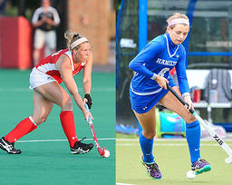 Two Pelican Field Hockey Alumni Named All-American