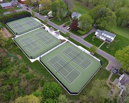 Tennis Courts Receive American Sports Builders Association Award