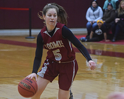 Girls Basketball Dominates Against Deerfield