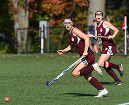 Eight Field Hockey Players Named to High School National Academic Squad