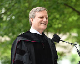 Christopher K. Norton '76 Will Speak at Commencement 2018