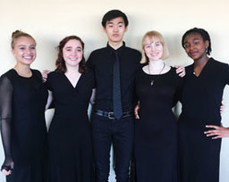 Loomis Musicians Perform at All-State HS Music Festival