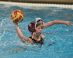 Girls Water Polo Soars Past Suffield Academy