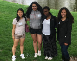 Students Attend Young Women of Color Conference May 6