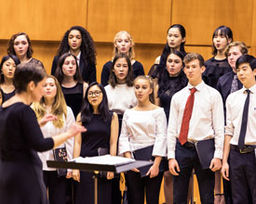 Loomis Chaffee Spring Choral Concert May 13