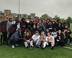 Boys Track & Field Wins New England Championship