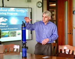 Guest Speaker Matt Lyman: CT's Water Quality Protection Efforts