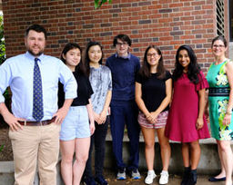 Norton Fellows Begin Summer Community Engagement Projects