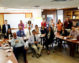 Kravis Center for Excellence in Teaching Hosts Inaugural Consortium