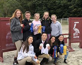 Equestrian Wins Its Second Consecutive Show
