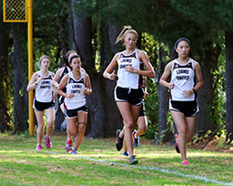 Boys and Girls Cross Country Win in Final Home Race