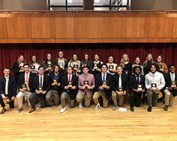 Annual Fall Varsity Athletics Awards