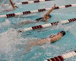 Boys and Girls Swimming Defeat Kent