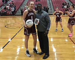 Campbell Records 1,000th Point in Win Over Kingswood Oxford
