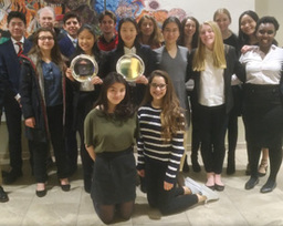 Pelican Debaters Shine at 37th Annual Loomis Chaffee Tournament