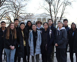 Students Explore Washington D.C. During February Heads Holiday