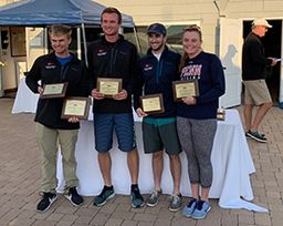Alumna Leads UPenn Sailing Team to Second Place at Nationals