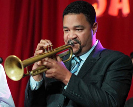 Jazz Trumpeter Haneef Nelson Performs at Loomis Chaffee March 26