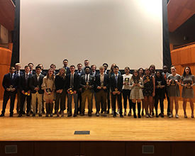 Winter Varsity Athletics Awards