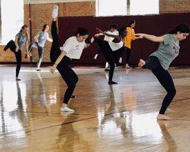Loomis Chaffee Hosts 4th Annual New England Dance Festival