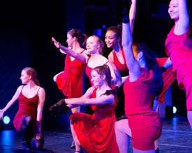Dancers Light Up NEO Stage in Spring Dance Revue