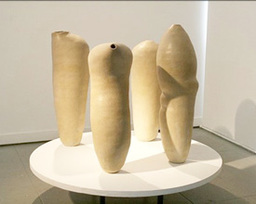 Ceramics Sculptor Joan Harmon is Visiting Artist in April