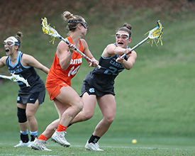 Emma Trenchard '17 Named ACC Defender of the Year