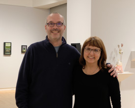 Faculty & Student Art Exhibitions in Richmond Art Center