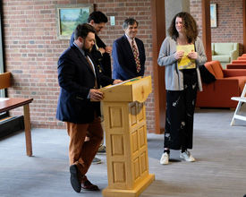 HPRESS Department Honors Students at Ceremony May 13
