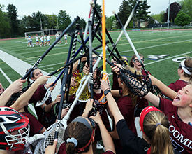 Girls Lacrosse Wins Fifth Straight Founders League Title