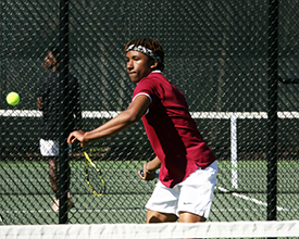 Boys Tennis Shuts Out Kent