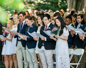 Loomis Chaffee Celebrates 103rd Commencement