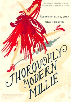 The Hit Broadway Musical Thoroughly Modern Millie A Love Story Set In Jazz Age New York City Opens Norris Ely Orchard Theater On Wednesday